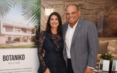 "Botaniko realtor hits a home run with ""Pudge""!"