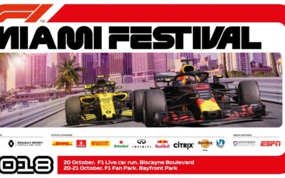 Miami to host final F1 Festival of 2018