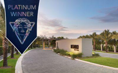 PLATINUM WINNER 2019 LANDSCAPE TO BOTANIKO WESTON UNITED STATES