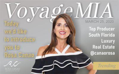 Voyage MIA: Meet Rosa Canao